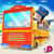 Tour Bus Mountain Driver Craft - Hill Climb Travel