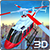 City Helicopter Air Ambulance 3D