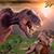 Dinosaur Survival Simulator - Jurassic Dino Attack