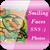 Smiling Faces –SNS Photos