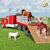 Animal Transport Simulator 3D - Farm Truck Driving
