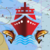 i-Boating: Russia Inland Rivers/Waterways Charts - offline sea, lake river navigation GPS maps for fishing, sailing, boating, yachting, diving & cruising