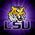 College Fight Songs - LSU Tigers Album App