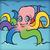 Lotsa the Rainbow Coloured Octopus