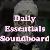Daily Essentials Soundboard