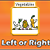 Vegetables - Left or Right