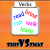 Verbs - Left or Right