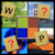 What's Pixelated - word picture guessing rearranging puzzle game and acclaimed brain developer suitable for all ages