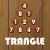 Trangle Triangle Math Puzzle