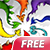 Rainbow Dragons Free