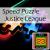 Speed Puzzle: Justice League