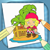 Paint pirates: learning game for children