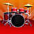 Drum Set 3D