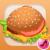 Burger Food Shop Crown