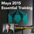 Training for Maya 2015 FULL