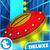 UFO Curve Flight 3D