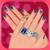 Celebrity Nail Salon Crown Game