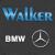 Walker BMW Mercedes-Benz
