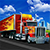 Trailer truck Simulator 3D