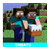 Cheats to Minecraft Pocket Edition
