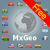 World Atlas & Quiz MxGeo Free