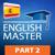 ENGLISH MASTER – Video-curso PARTE 2 (34002)